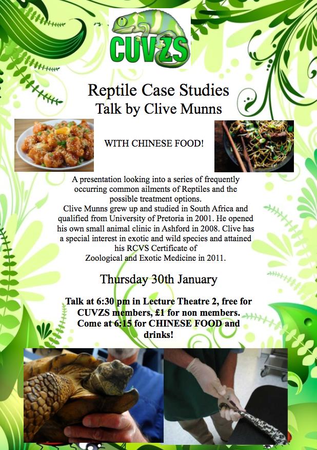 Reptile Case Studies Talk